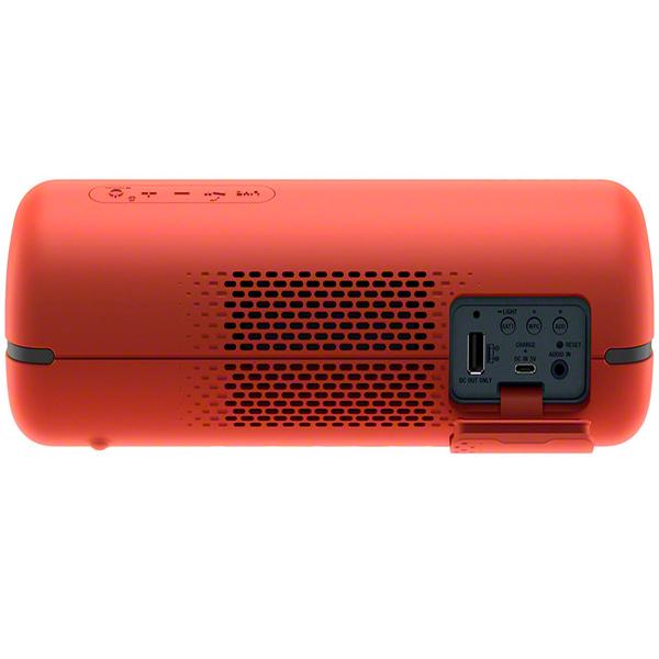 Altavoz Bluetooth Sony SRS-XB32 Rojo
