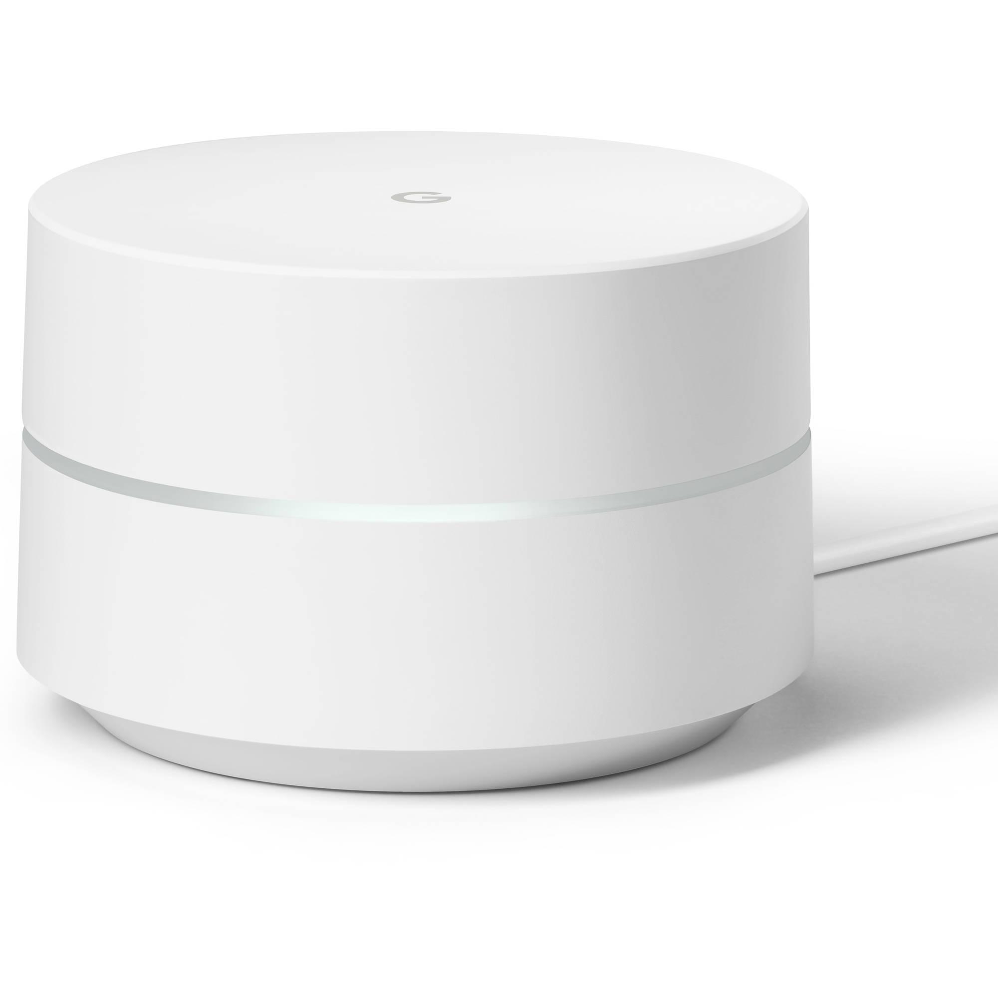 Amplificador Wi-Fi AC1200 2x2 Google Wifi 1 Unidad