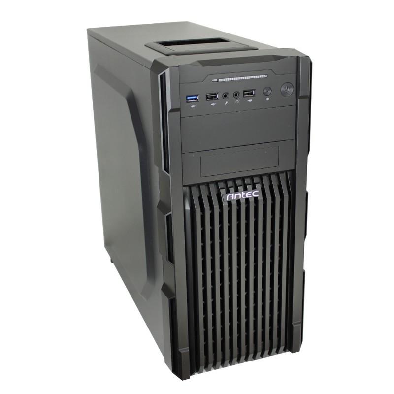 Caja PC ATX Antec GX200 Negra
