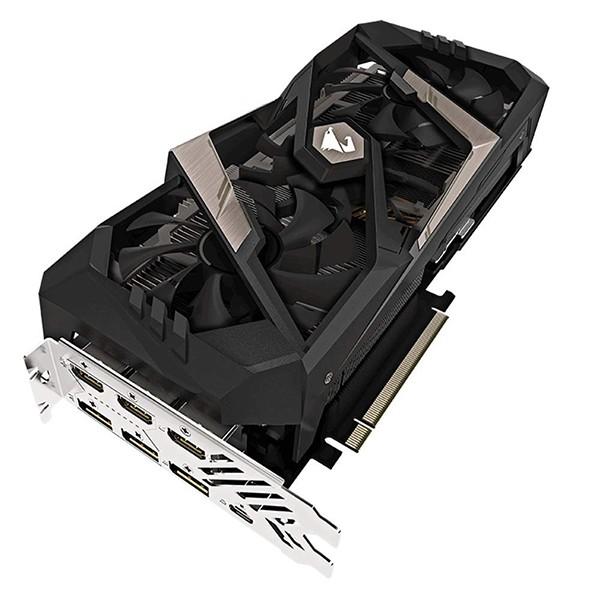 Tarjeta Gráfica Aorus GeForce RTX 2070 XTREME 8GB GDDR6