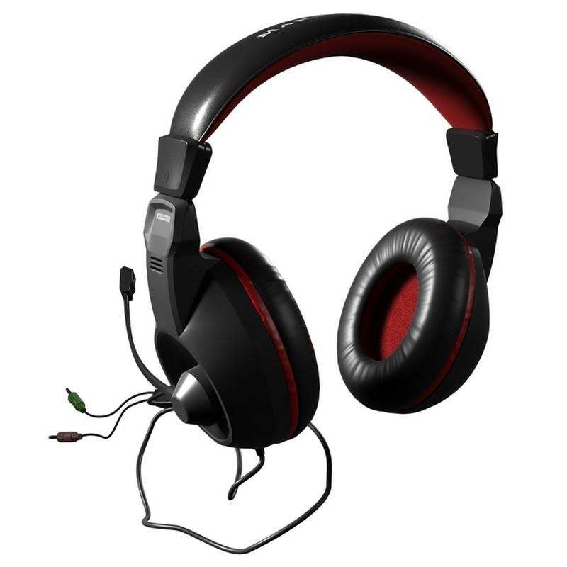 Auriculares con Micrófono Mars Gaming MAH0