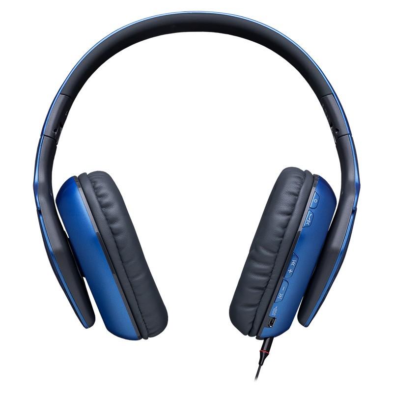 Auriculares Bluetooth con Micrófono Hiditec Cool Azul