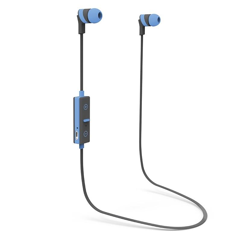 Auriculares Bluetooth Sport BT X-One ASBT1000BL con micrófono Azul