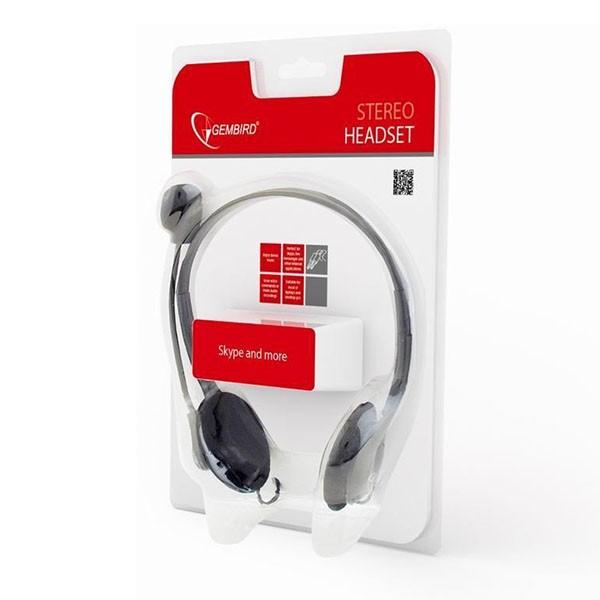 Auriculares con Micrófono Gembird MHS-123