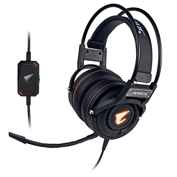Auriculares Gaming Aorus H5 50mm Retroiluminados
