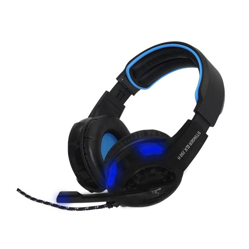 Auriculares con Micrófono Woxter Stinger GX 200 H