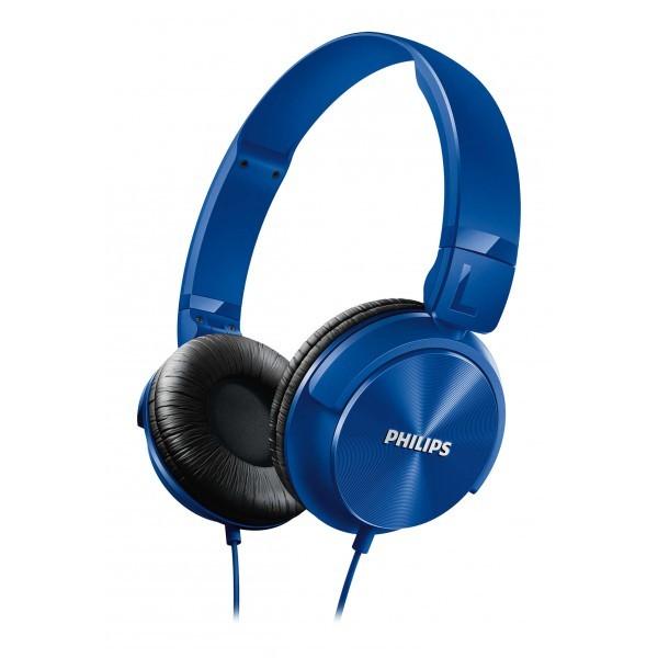 auriculares-philips-shl3060-azul