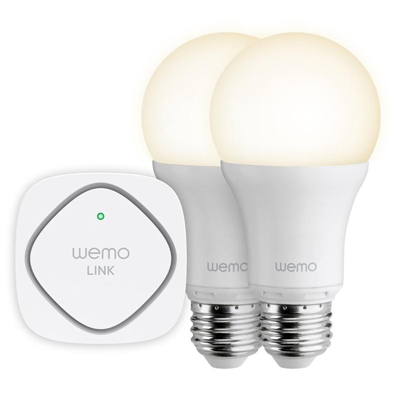 Belkin Kit Básico WeMo Iluminación LED