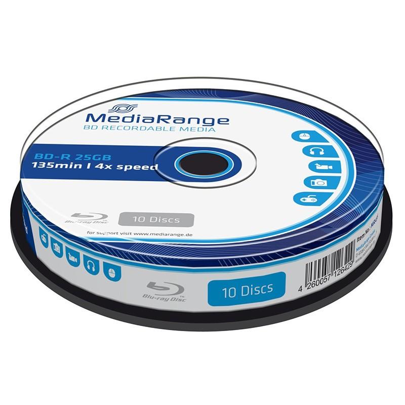 blu-ray-bd-r-sl-25gb-4x-mediarange-tarrina-10-uds