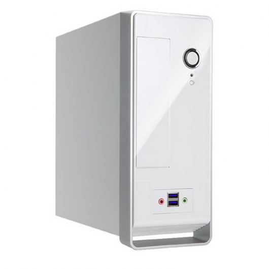 Caja PC Mini ITX In Win BM650 Blanca 180W 80Plus Bronze USB 3.0.