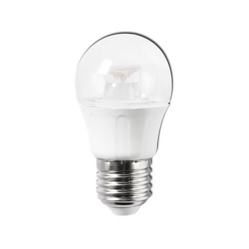 Bombilla led bajo consumo 5w 6400k e27 250lum serie c5 g45 for Bombilla bajo consumo e27