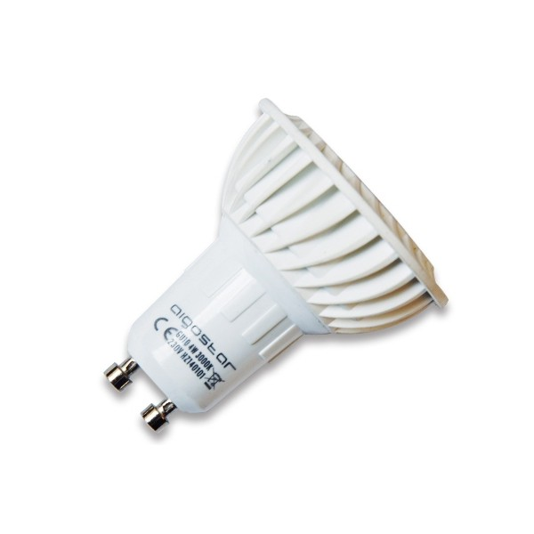 Foco LED Bajo Consumo 6W (3x2W45D) MR16 GU10