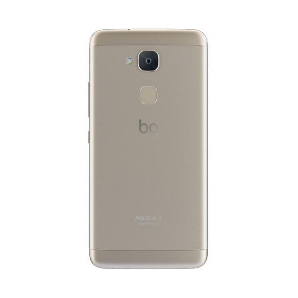"BQ Aquaris V 5.2"" 2GB 16GB Blanco Oro"