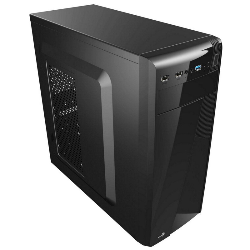 Caja PC ATX AeroCool CS-1101 Negra