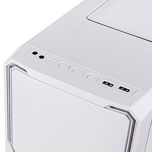 Caja PC ATX BitFenix Enso RGB Con Ventana Blanca