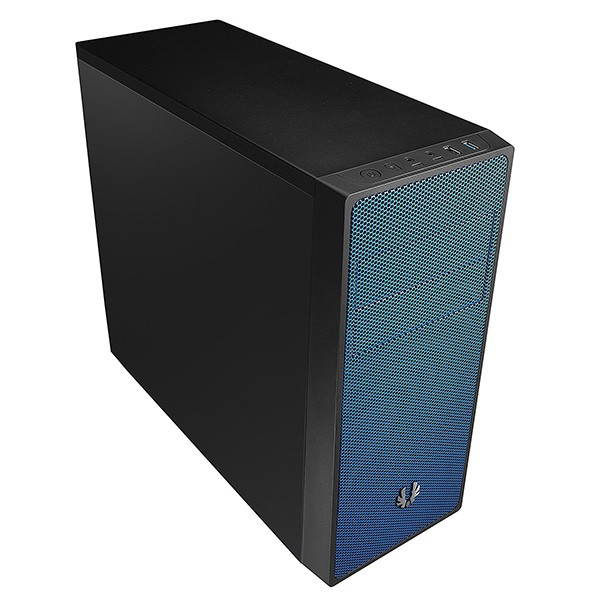 Caja PC ATX BitFenix Neos Negro Azul