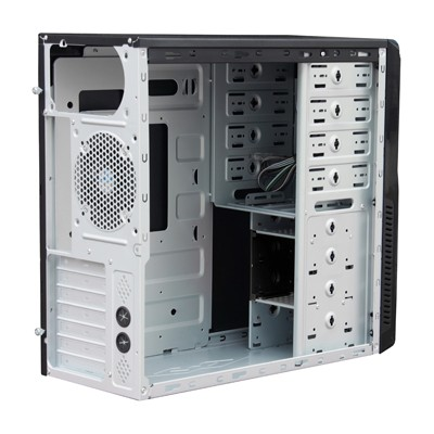 Caja PC ATX CoolBox F800 500W Negra