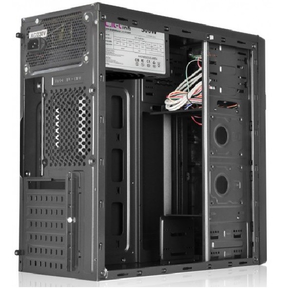 Caja PC ATX L-Link Leonis USB3.0 + Fuente de 500W