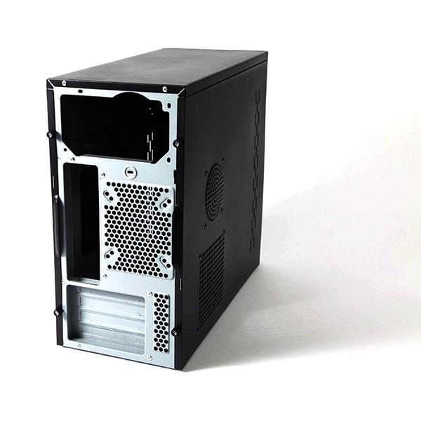 Caja PC MicroATX CoolBox M55 500W Negra