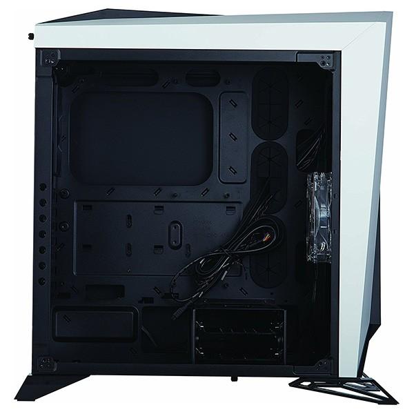 Caja PC Cristal Templado Corsair Carbide Series Spec-Omega Negra Blanca