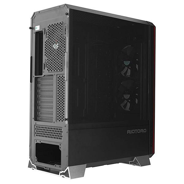 Caja PC E-ATX Riotoro CR1288 RGB