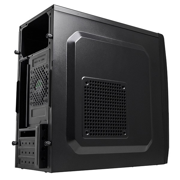 Caja PC MicroATX AeroCool CS-102 USB3.0 Negra