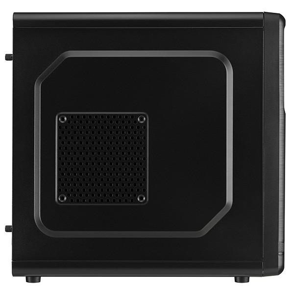 Caja PC MicroATX Aerocool Q2-182 Negra