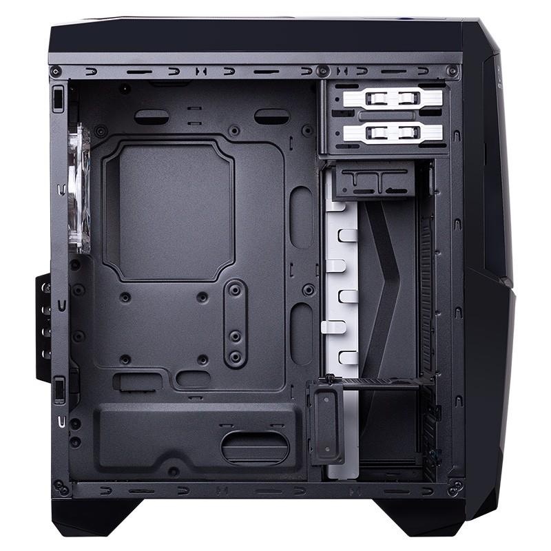 Caja PC mATX Hiditec NG-X1 Negra