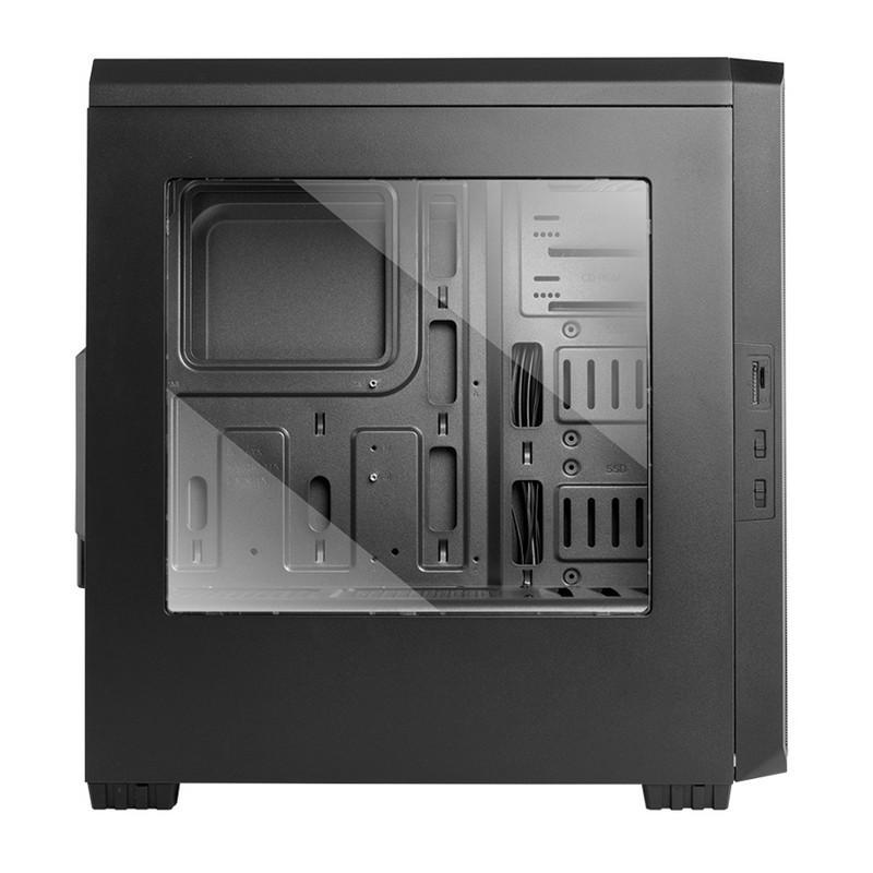 Caja PC ATX NOX Hummer ZS Negra