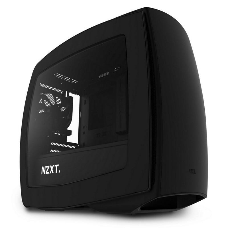 Caja PC Mini ITX NZXT Manta Negra