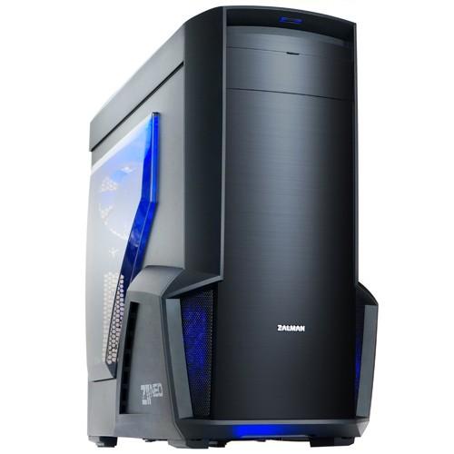 Caja PC ATX Zalman Z11 Neo con Ventana LED Azul