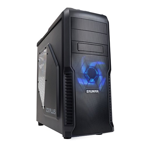 Caja PC ATX Zalman Z3 Plus USB3.0 Negra