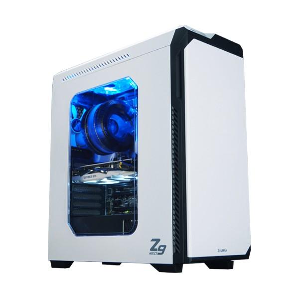 Caja PC ATX Zalman Z9 Neo Blanca