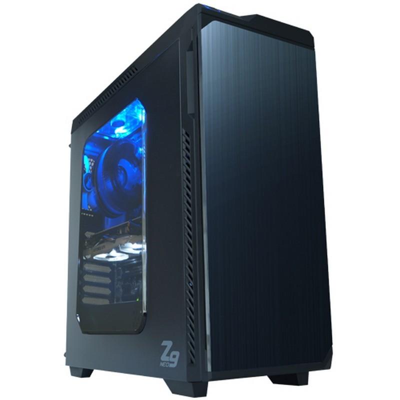 Caja PC ATX Zalman Z9 Neo Negra