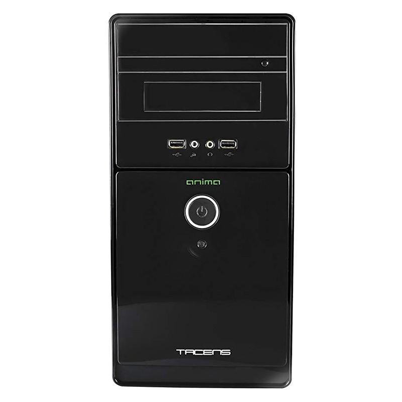 Caja PC mATX Tacens Anima AC0500 + Fuente de 500W