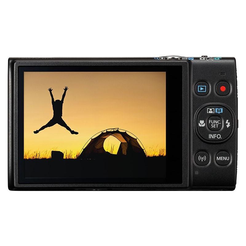 Cámara Digital Canon Ixux 285 HS 20.2Mpx ZOOM 24X ZO 12X Negra