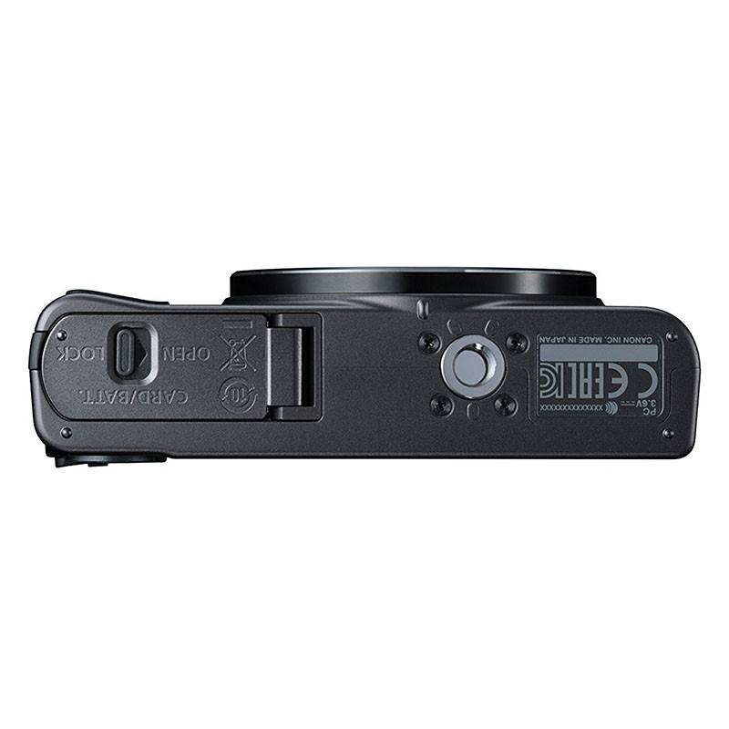 Cámara Digital Canon PowerShot SX620 HS 20.2Mpx Negra