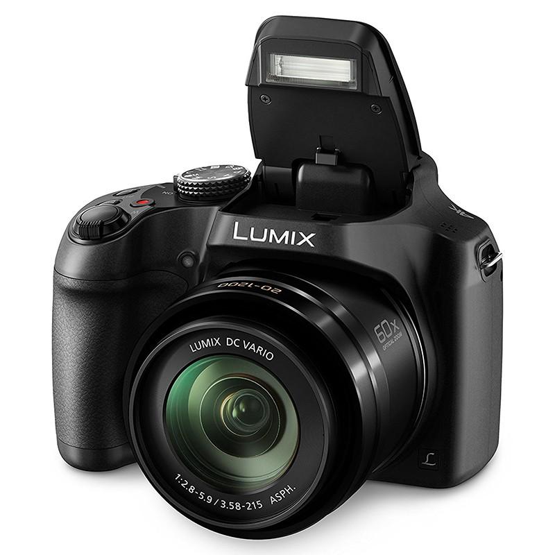 Cámara Digital Panasonic Lumix FZ82 Wifi 4K