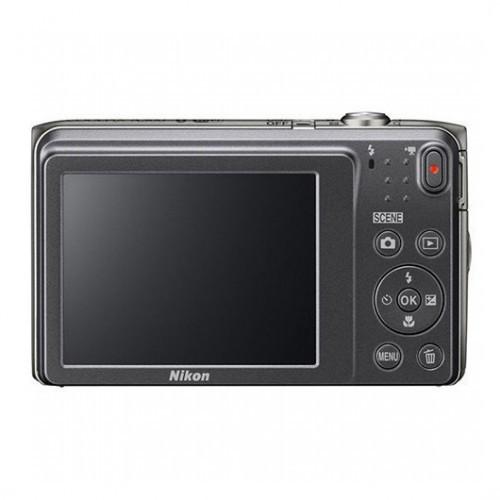 Cámara Digital Nikon Coolpix A300 Plata
