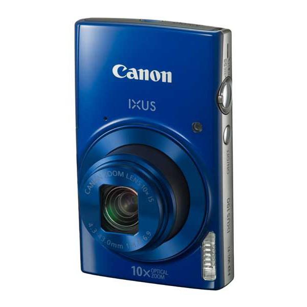 Cámara digital canon ixus 190 azul 20mpx