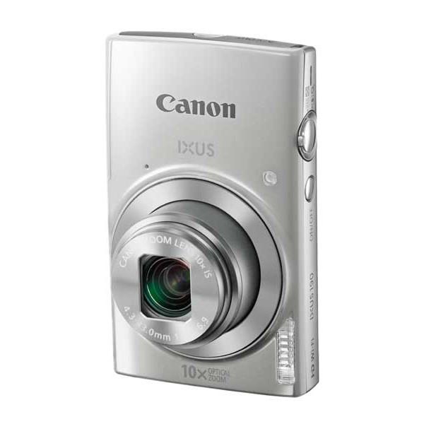 Cámara Digital Canon Ixus 190 Plata 20Mpx