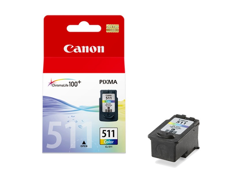 Canon Cartucho de Tinta Original CL-511C Color
