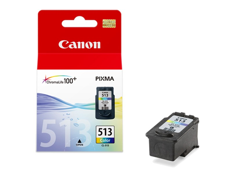 Canon Cartucho de Tinta Original CL-513C Color