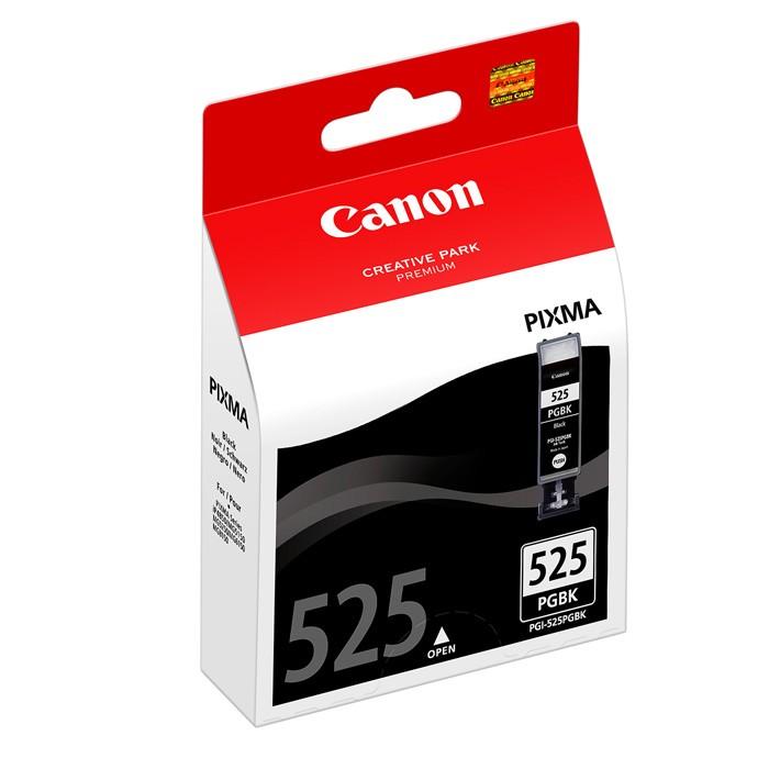 Canon Cartucho de Tinta Original PGI-525PGBK Pigmento Negro