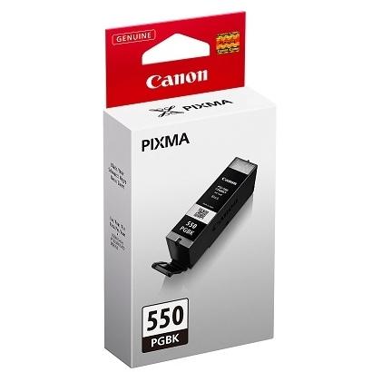 Cartucho de tinta original Canon PGI-550PGBK Negro