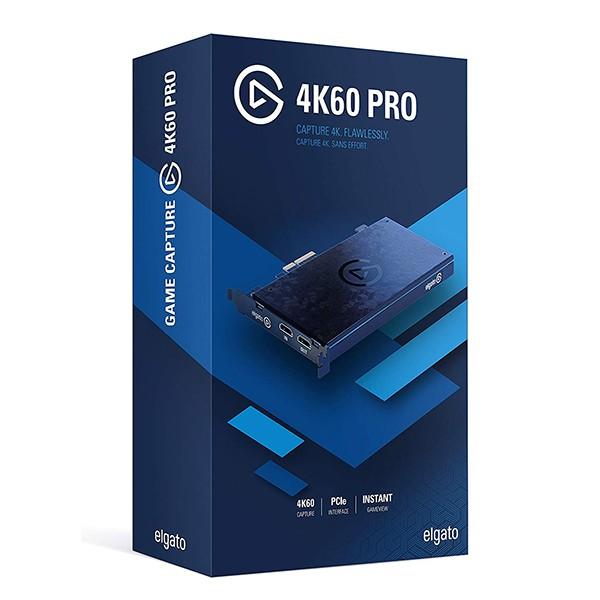 Capturadora 4K Elgato 4K60 PRO