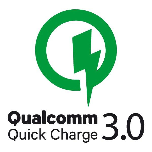 Cargador rápido USB para automóvil CoolBox COO-CU2QC30-C