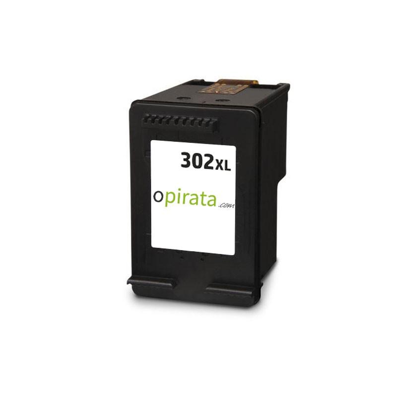 HP302XL BK (Negro) Cartucho de Tinta Compatible