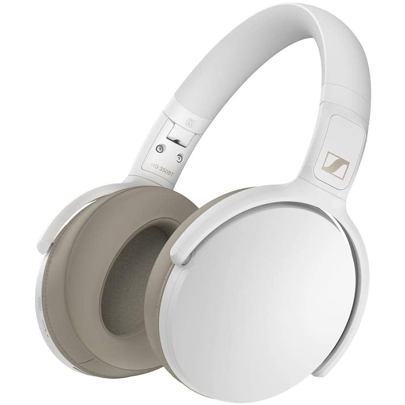 Auriculares Bluetooth Sennheiser HD 350 Blanco