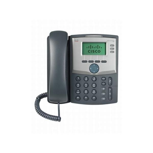 Teléfono VoIP de 3 Lineas Cisco Small Business SPA 303